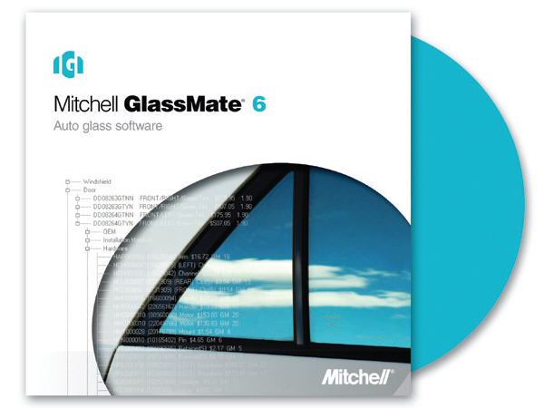 Mitchell GlassMate Auto Glass Point of Sale System